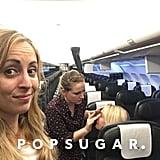 Women Alone on British Airways Flight December 2016