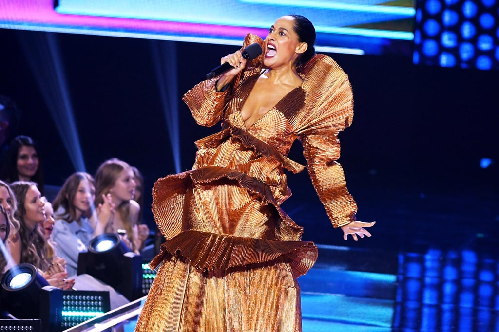 """The Only Appropriate Response to Tracee Ellis Ross's Dress Is """"OMG"""""""