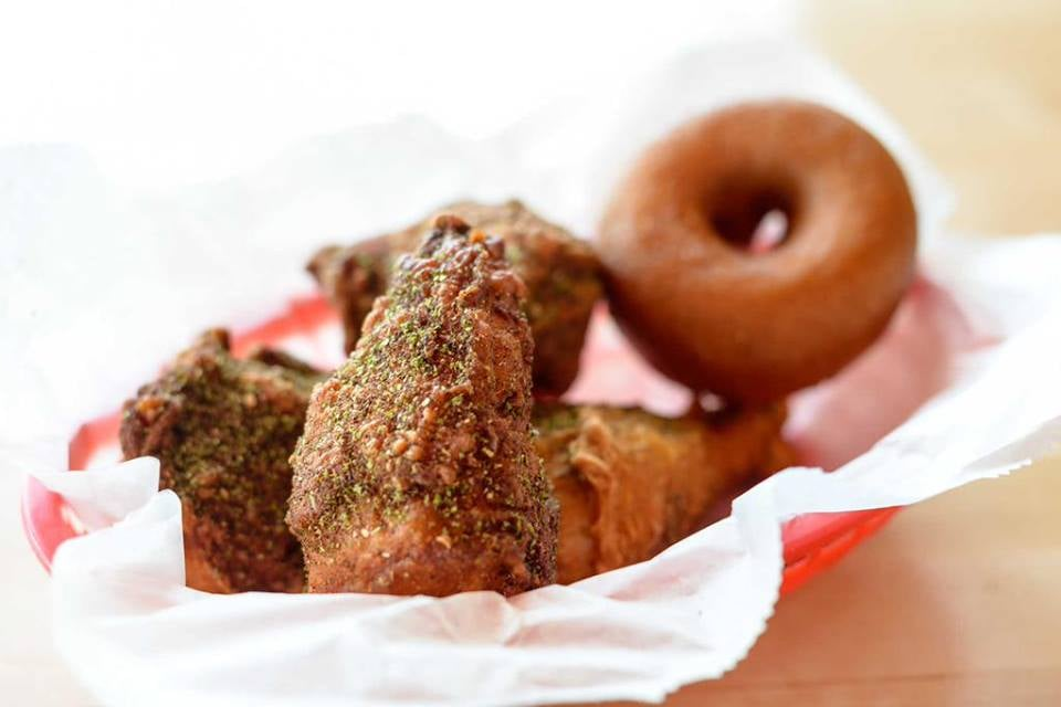 Federal's Fried Chicken and Donuts at Citizens Bank Park