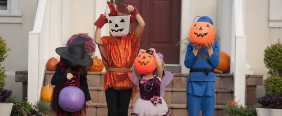 CDC's Halloween Safety Guidelines For Kids 2020