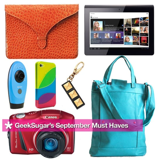 Sugar Shout Out: September 2011 Must Haves