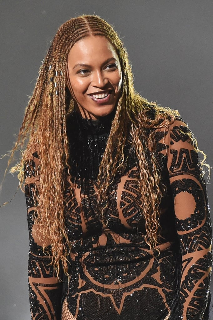 Beyonce S Best Braided Hairstyles Popsugar Beauty