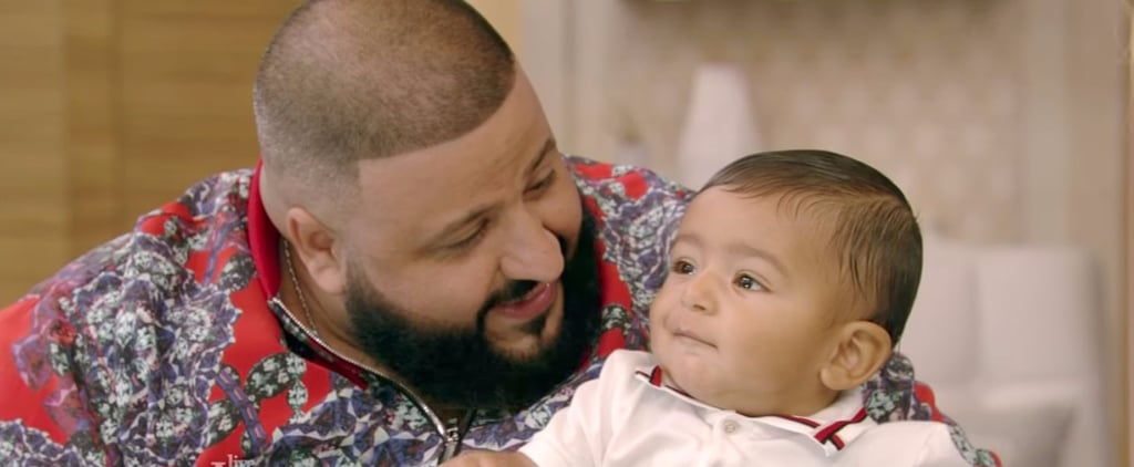 7 Moments From Asahd Khaled's First Interview That Will Crush You With Cuteness