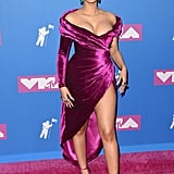 Back on the Red Carpet After Becoming a Mom Cardi