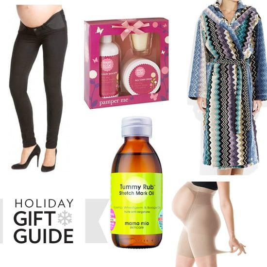 Mode- und Beautygeschenke für die werdende Mutter