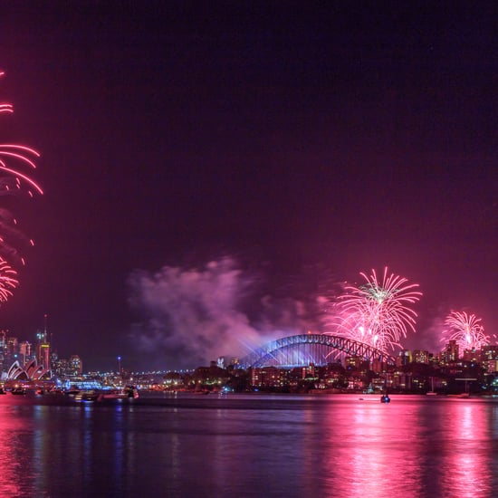 Sydney New Year's Eve Fireworks 2020