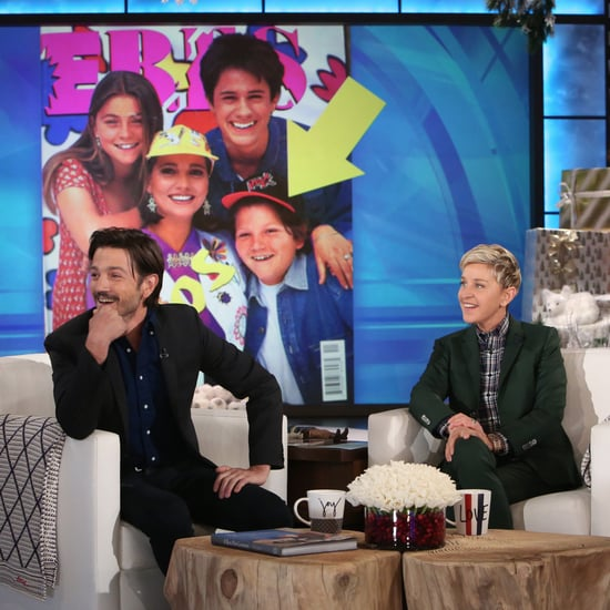 Diego Luna on The Ellen DeGeneres Show Dec. 2016 | Video