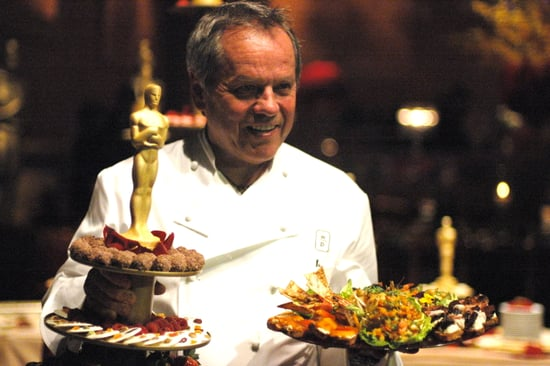 Wolfgang Puck Talks About This Years Governors Ball Menu