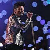 Bruno Mars = Peter Gene Hernandez