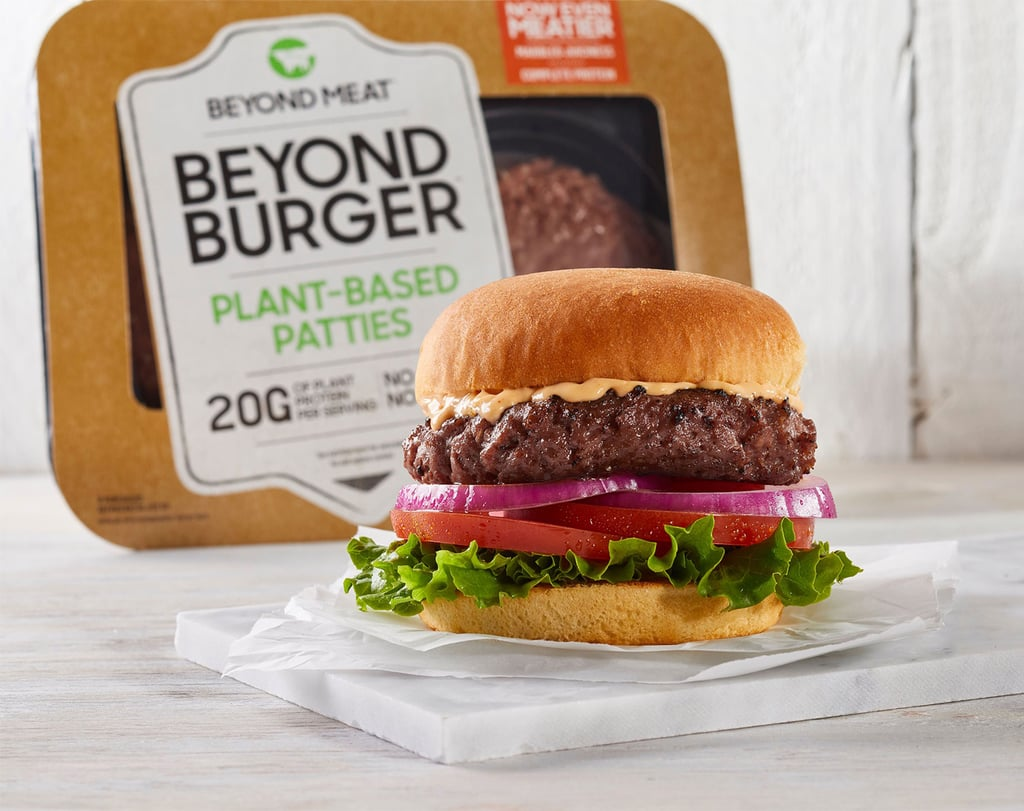 How Does the Beyond Burger Taste?