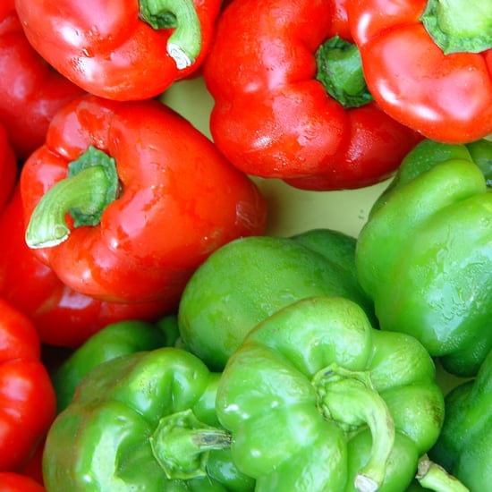The Difference Between Colored Bell Peppers