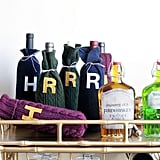 Turn your bar cart into one that's Harry-approved.
