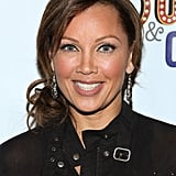 Vanessa Williams was at the opening night of Buyer & Cellar on Broadway, showing that a tousled side bun easily goes from casual to a red carpet affair.