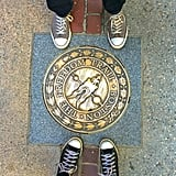 Follow the Freedom Trail.