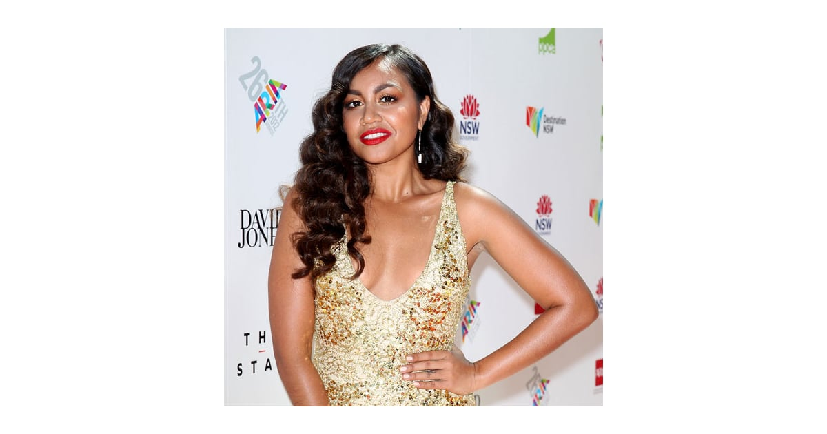 Pictures Of Jessica Mauboy At The 2012 Aria Awards -2572