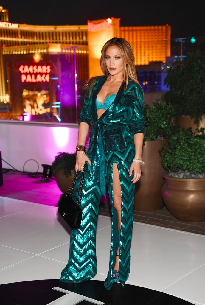 Every Single Sexy Style Jennifer Lopez Has Worn This Year