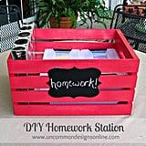 Portable Homework Station