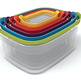 Nest Storage Plastic Food Storage Containers Set
