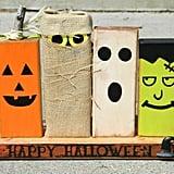 Wooden Halloween Decoration