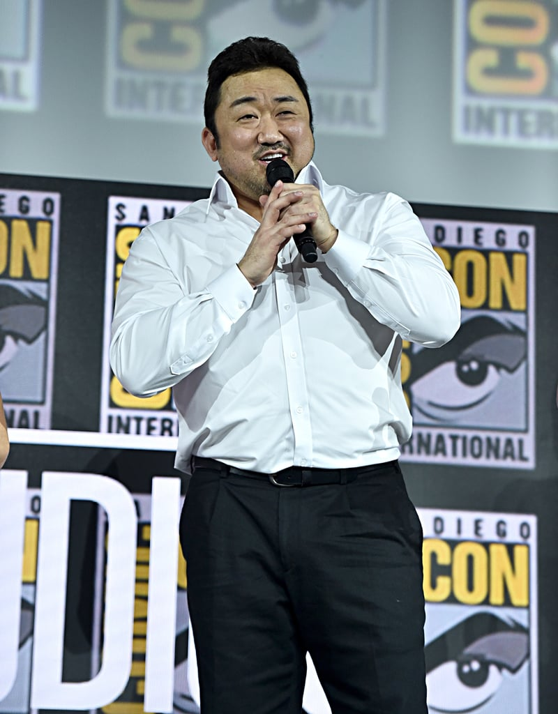Pictured: Don Lee at San Diego Comic-Con.