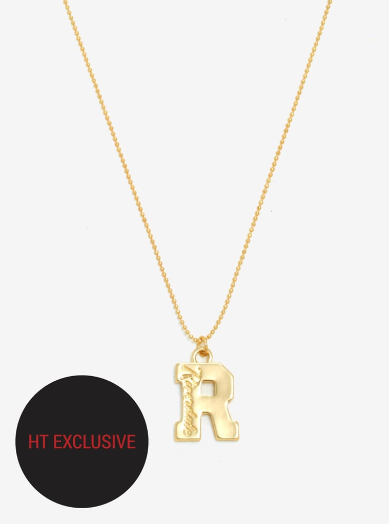 Riverdale Varsity R Necklace