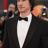 Adam Driver at the Marriage Story Premiere