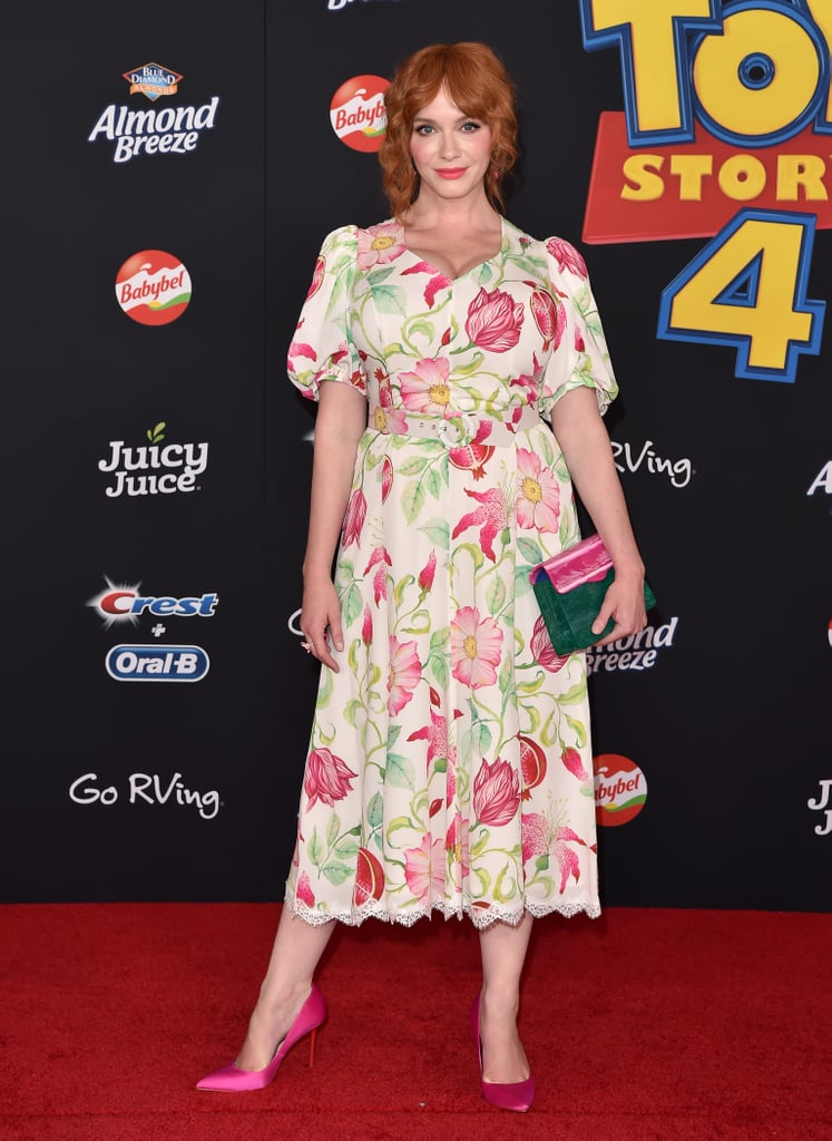 Christina Hendricks at the Toy Story 4 Premiere