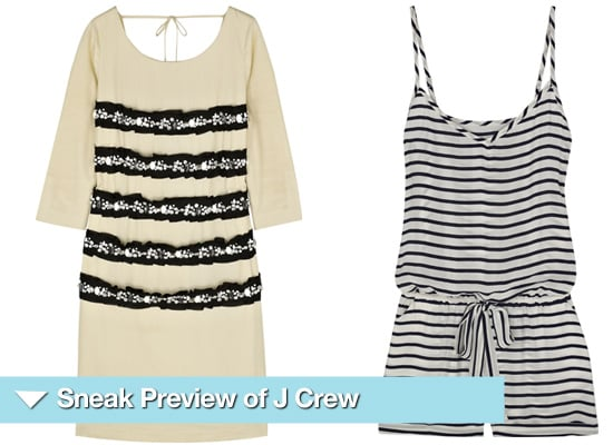 Photos of J Crew's Spring 2010 Collection Available to Shop in the UK