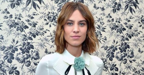 Make Room In Your Closet For Alexa Chung's Next Capsule Collection