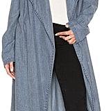 Somedays Lovin Undercover Duster Coat ($139)