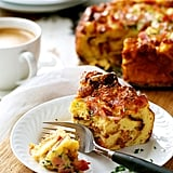 Cheese and Bacon Strata