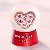 Love At First Slice Pizza Snow Globe ($16)