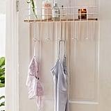 Devon Over-The-Door Multi-Hook Shelf