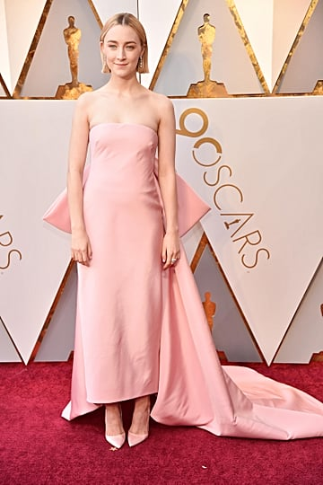 Saoirse Ronan at the Oscars 2018