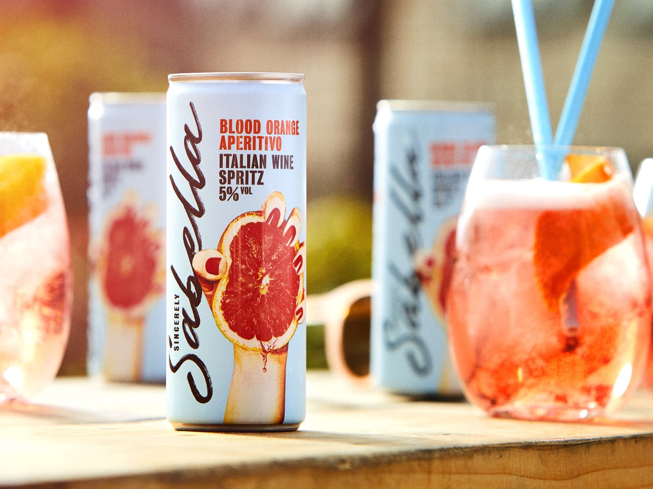 Aperol Spritz Alternative in a Can Summer Drink | POPSUGAR Food UK