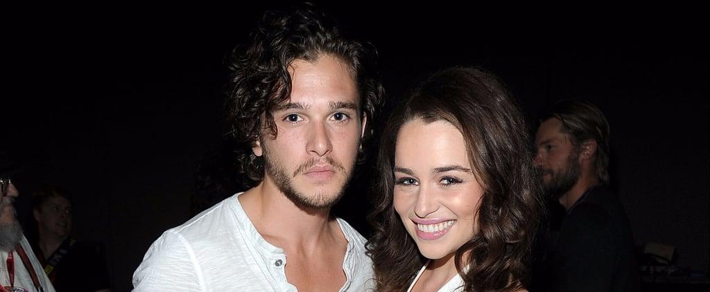 How Did Kit Harington and Emilia Clarke Meet?