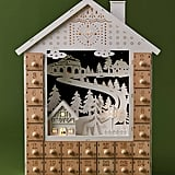 Snowy House Advent Calendar