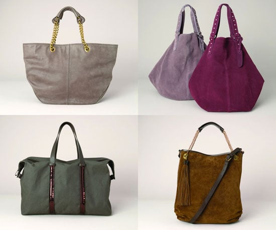 Pictures of Vanessa Bruno Winter '10 Handbag Collection