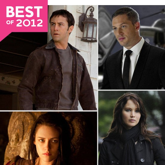 The Stars Who Were All Over the Screen in 2012