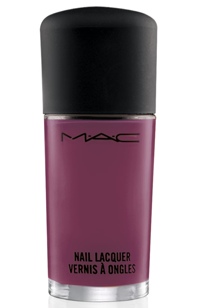 Nail Lacquer in Rebel ($16)