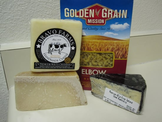Macaroni and Three Cheeses Recipe 2009-10-01 16:15:15
