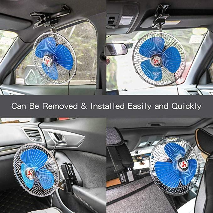 Zmoon Car Fan