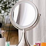 iHome Lux II Vanity Mirror Bluetooth Speaker