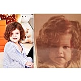 Rachel Zoe posted this amazing throwback of her and Skyler at the same age. Twinsies!