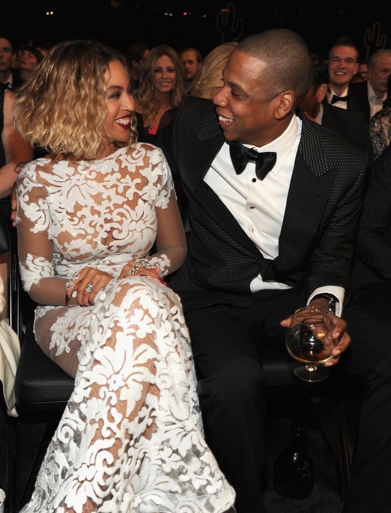 Jay z and beyonc sipped and smiled in the audience at the grammys jay z and beyonc sipped and smiled in the audience at the grammys sciox Gallery