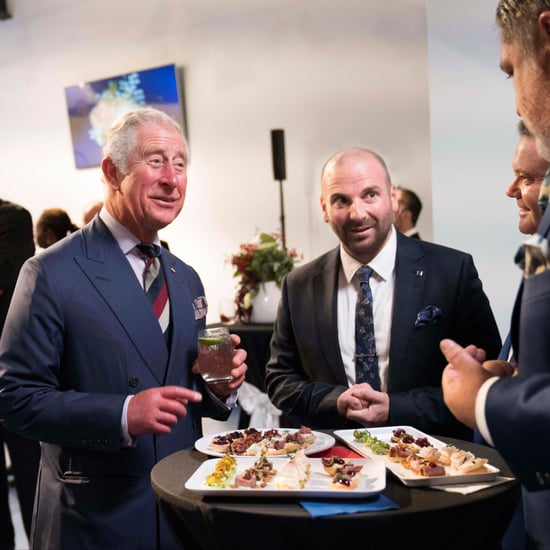 Prince Charles on MasterChef Australia 2018
