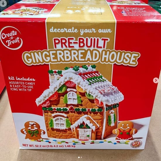Costco Is Selling Pre-Built Gingerbread Houses