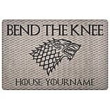 House Your Name Doormat