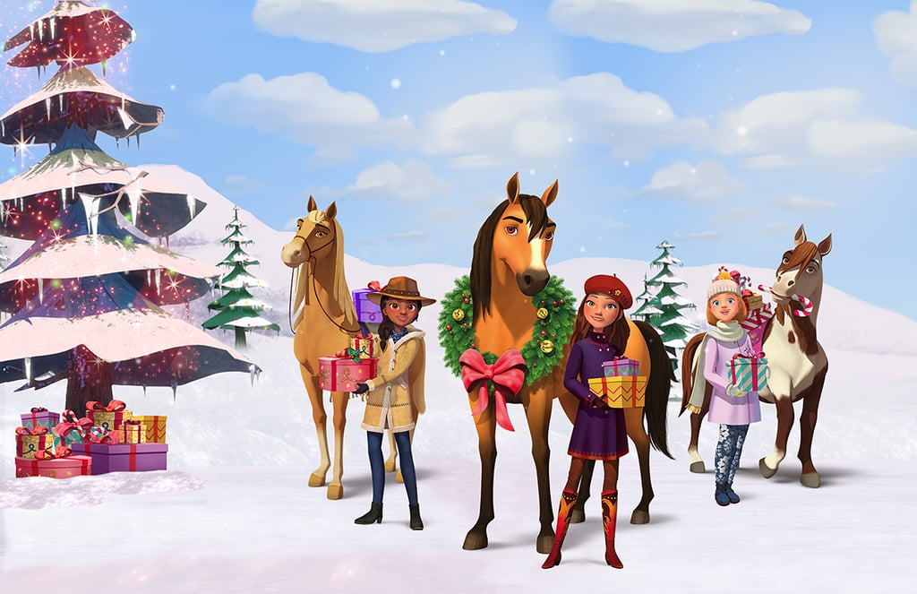 Spirit Riding Free: The Spirit of Christmas