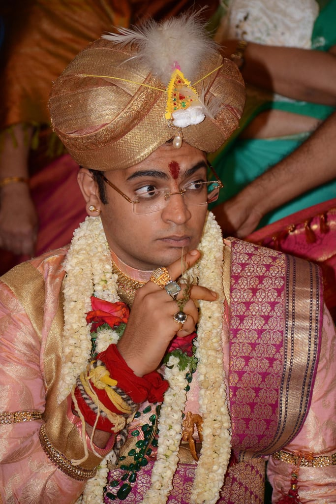 Yaduveer Krishnadatta Chamaraja Wadiyar and Trishika Kumari Singh The Bride: Trishika Kumari Singh, daughter of Harshvardhan Singh and Maheshree Kumari of Dungarpur. The Groom: Yaduveer Krishnadatta Chamaraja Wadiyar, the maharaja of Mysore, India. When: June 27, 2016 Where: Mysore, India